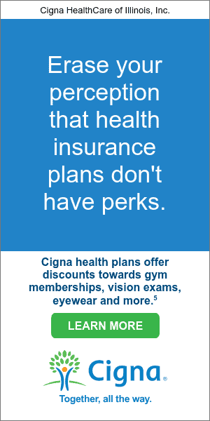 Cigna - Health Insurance Ads - 300x600